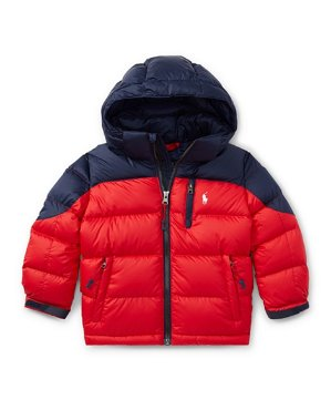 Extra 30% OffKids Down Jacket Sale @ Ralph Lauren