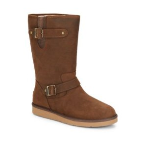 Sutter Leather & UGGpure Boots