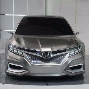 抛弃V6变大号Civic?2018款Honda Accord将搭载全新四缸涡轮增压发动机及10速变速箱