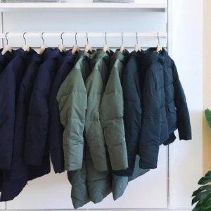 As Low As $48Everlane Men's Coat Sale