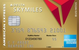 Earn 30,000 Bonus Miles, $50 Statement Credit Terms ApplyGold Delta SkyMiles® Business Credit Card from American Express