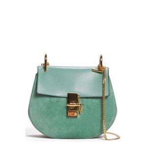 Chloé 'Mini Drew' Leather Crossbody Bag   Nordstrom