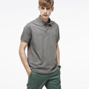 Men's Classic L.12.12 Chine Piqué Polo Shirt | LACOSTE