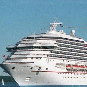 $479+5-Nt Mexico Cruise on Carnival Triumph