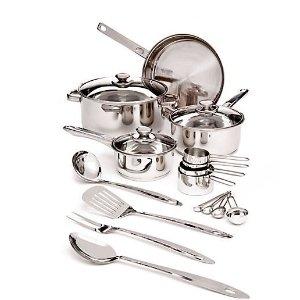 $29.99Cooks Tools™ Cookware Sets @ Belk