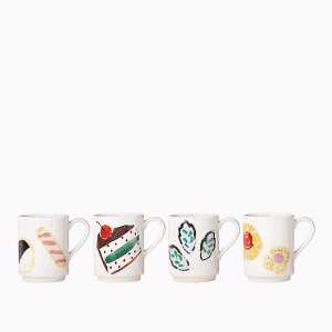 one smart cookie set of 4 mugs