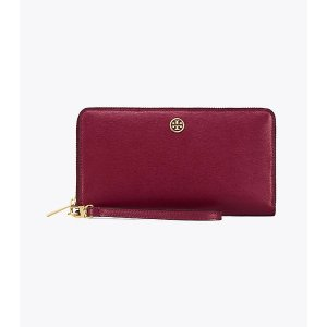 Tory Burch Parker Travel 拉链钱包