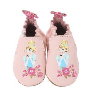 Cincerella Soft Soles Baby Shoes | Robeez
