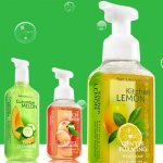 Select Gentle Foaming, Deep Cleansing or Creamy Luxe Hand Soaps @ Bath & Body Works