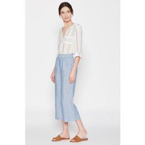 Women's Azelie Linen Pants made of Linen | Women's Sale by Joie