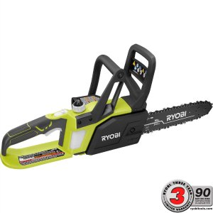 Ryobi ONE+ 10 in. 18-Volt Lithium-Ion Cordless Chainsaw - Battery and Charger Not Included-P546A - The Home Depot