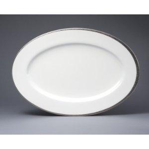 Oneida Cabria Fine Dinnerware Serve Platter, 14
