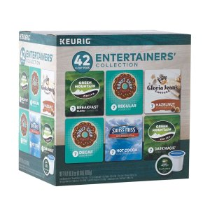 Keurig® Entertainers' Collection 42-ct. K-Cup Pods