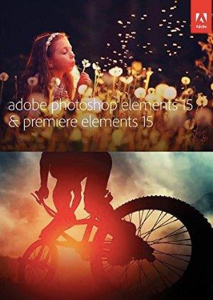 $67Adobe Photoshop Elements 15 & Premiere Elements 15