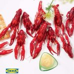 Swedish Crayfish Party @ IKEA
