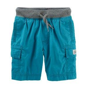 Toddler Boy Beach Cargo Shorts | OshKosh.com