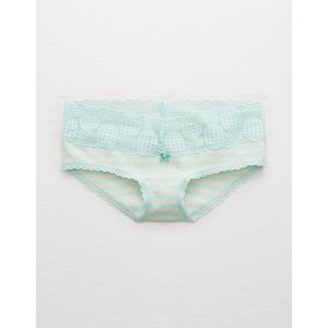 Aerie Pineapple Trim Boybrief, Alpha Turquoise | Aerie for American Eagle