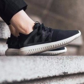 Adidas Tubular Viral Shoes Women's Black