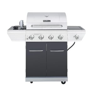 $199Nexgrill 4-Burner Propane Gas Grill with Sear Side Burner and Rotisserie Kit