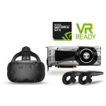 GeForce GTX 1070 FE + HTC VIVE Bundle + Fallout 4 VR