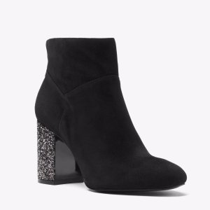 Cher Suede Ankle Boot