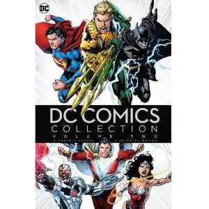 DC Comics Collection: Vol. 2 [4 Graphic Novels] [Blu-ray]