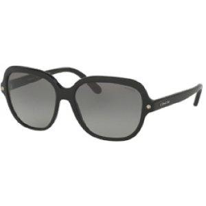 Coach Grey Gradient Square Sunglasses - Coach - Sunglasses - Jomashop