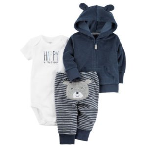 Carter's 3-pc. Layette Set-Baby Boys - JCPenney