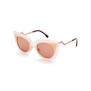 Fendi FF0117/S Cate Eye Sunglasses
