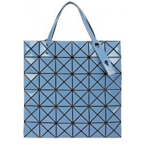 Bao Bao Lucent Gloss blue tote