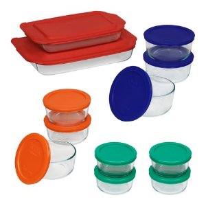 Today Only: $19Pyrex® 24-pc Bake 'N Store Set