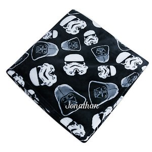 Star Wars Fleece Throw - Personalizable