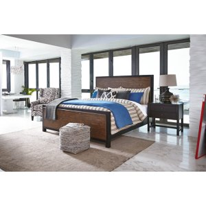 Wesling Queen Panel Bed   Ashley Furniture HomeStore