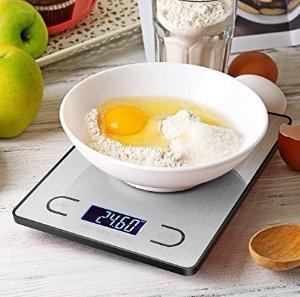 Homasy Digital Multifunction Food Kitchen Scale