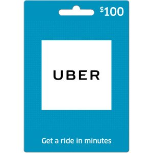 10% OffUber Gift Cards (Email Delivery)