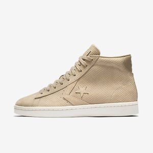 Converse Pro Leather Lux Leather High Top Men's Shoe.