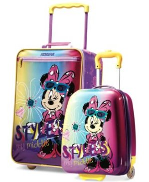 60% OffSelect Disney Luggage