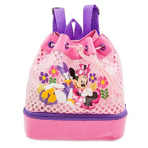 Minnie Mouse and Daisy Duck Swim Backpack | Disney Store