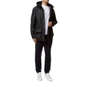 Barbour Onyx Wax Jacket