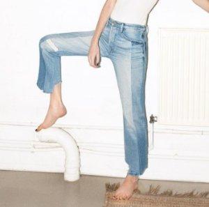 4.5折起!超好看的牛仔短裤~大幂幂近期同款仔裤!Frame女士服饰热卖