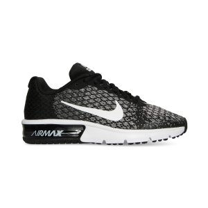 Nike Boys' Air Max Sequent 2 Running Sneakers from Finish Line - Finish Line Athletic Shoes - Kids & Baby - Macy's
