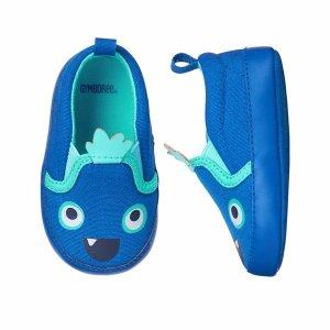 monster crib shoes