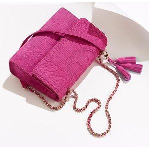 Tory Burch Fleming Snake Convertible Shoulder Bag : Women's View All