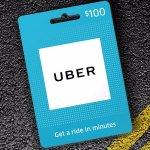 Uber eGift Card @Gamestop