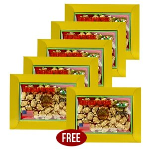 American Ginseng Bullet Medium Small 3oz X 6 ( buy 5 get 1 free)