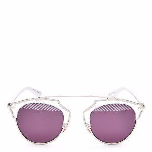 Dior So Real Pantos Sunglasses, 47mm | Bloomingdale's