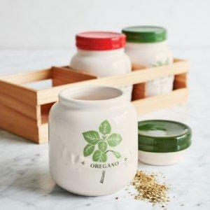 Spice Jars, Set of 3 | Sur La Table