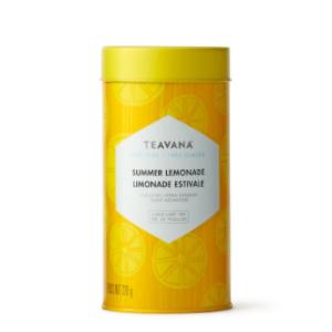 Summer Lemonade Tea-Filled Tin | Teavana