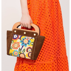 Tory Burch Needlepoint Bermuda Bag : Women's Clutches & Evening Bags