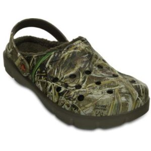 Dasher Realtree Max-5® Lined Clog | Warm Clogs | Crocs Official Site